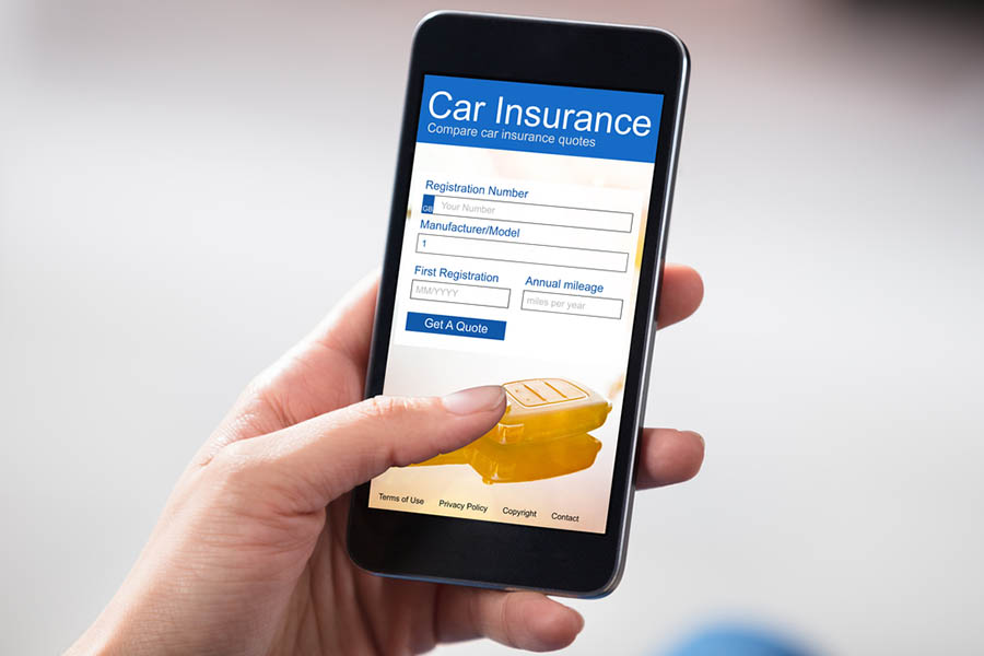use brokerage websites for comparing car insurance quotes